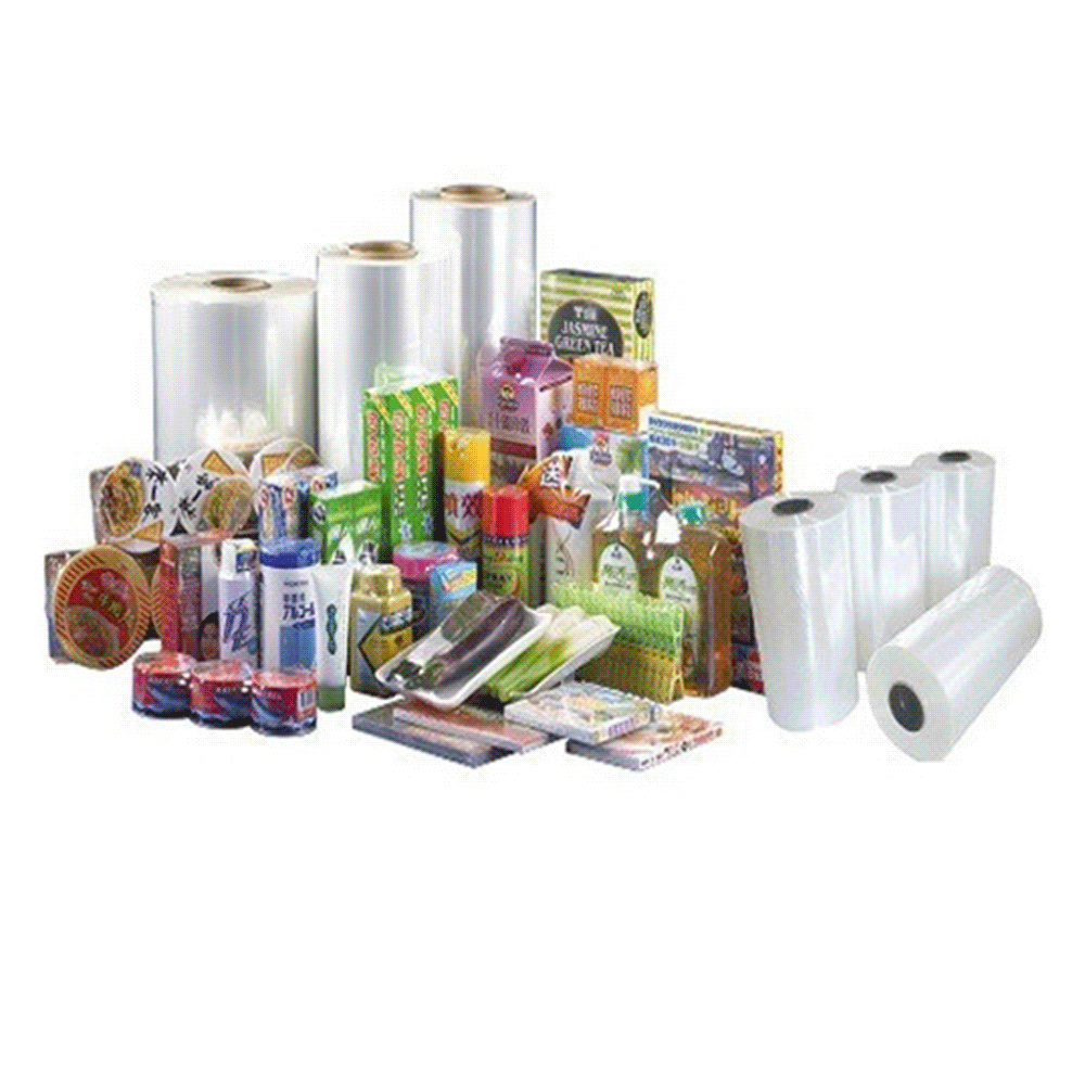 Shrink Wrapped Products