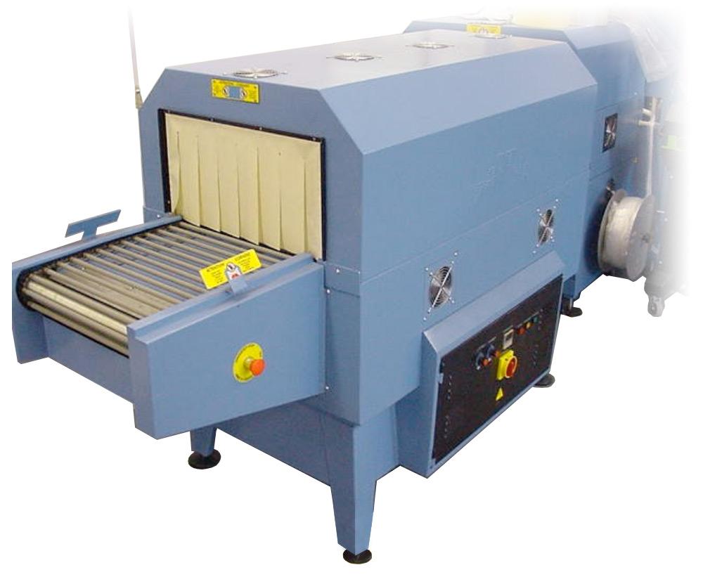 Erapa Shrink Wrapper equipment