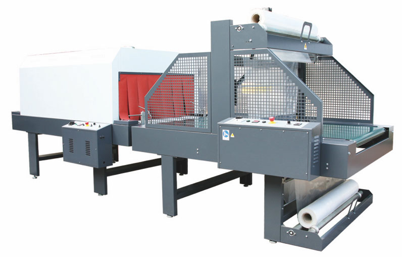 Erapa automatic sleeve wrapper line Auto Pusher