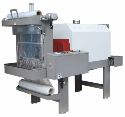 HAND OPERATED TWO ROLL SLEEVE WRAPPER (MA 700 M2)